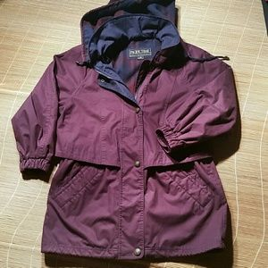 Pacific Trail Wine Jacket. S